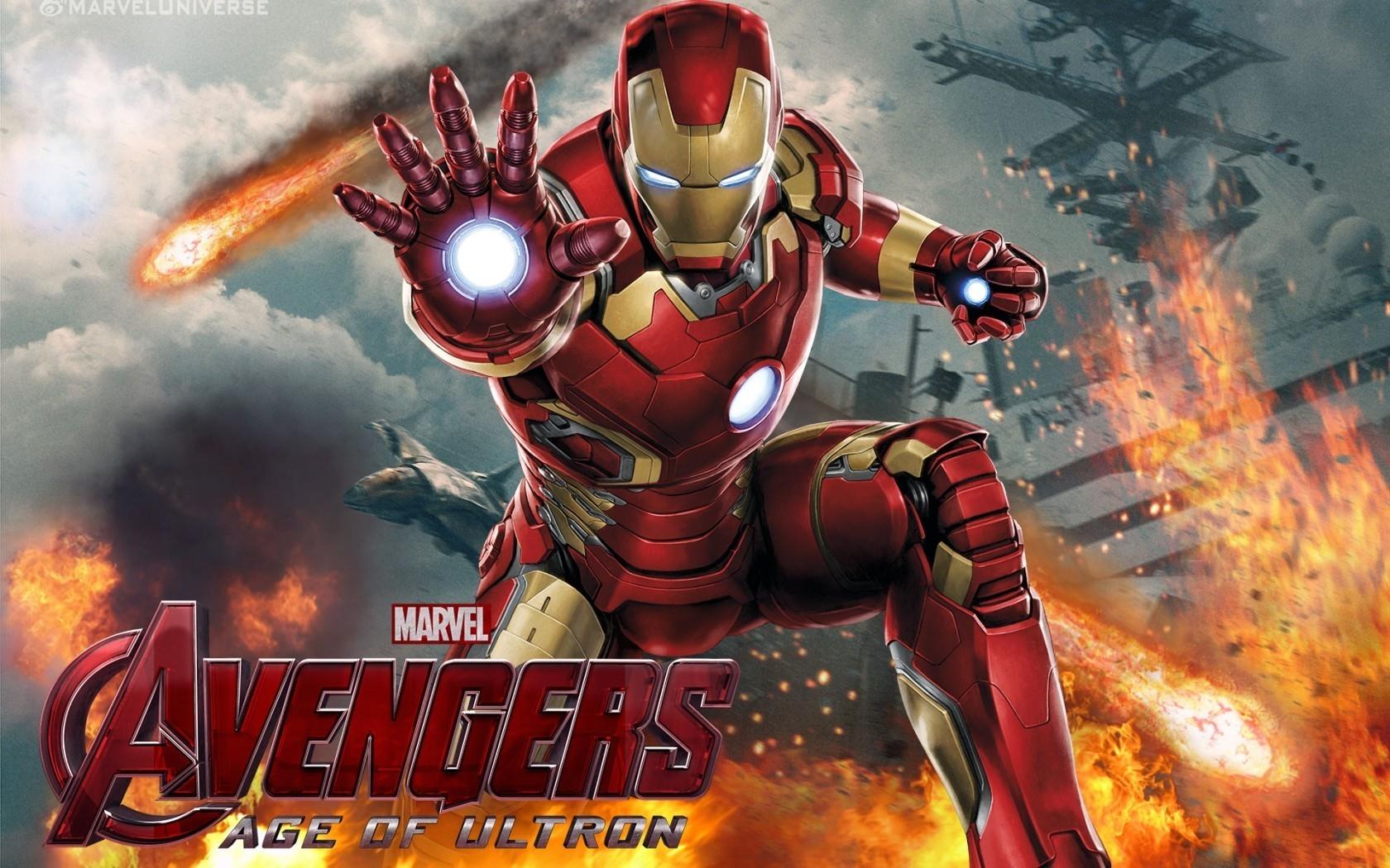 Iron Man Avengers Wallpaper Sf Wallpaper