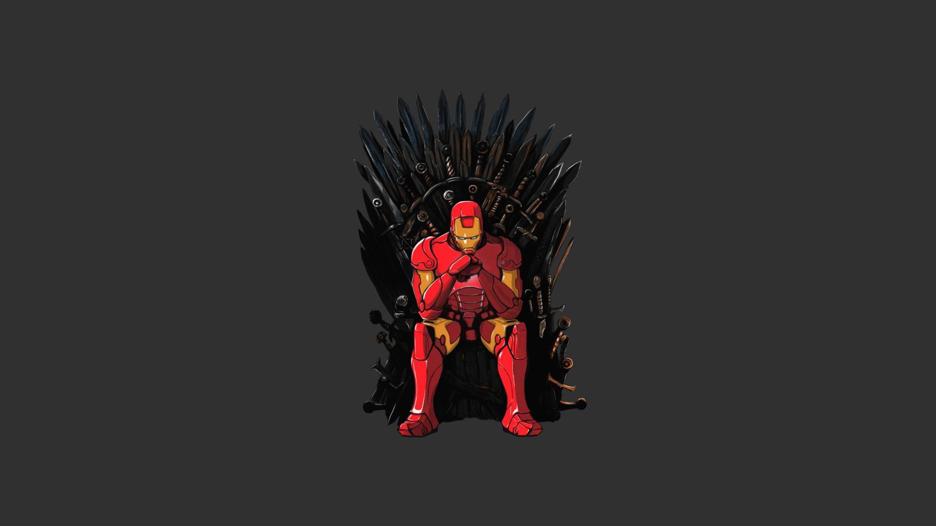 Iron Man Comic Wallpapers Full HD - Wickedsa com
