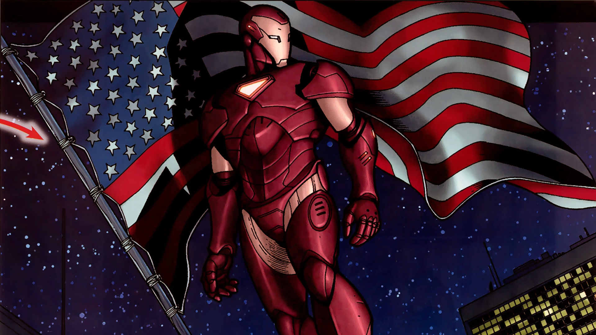 Iron Man Comic Wallpaper High Quality - Wickedsa com