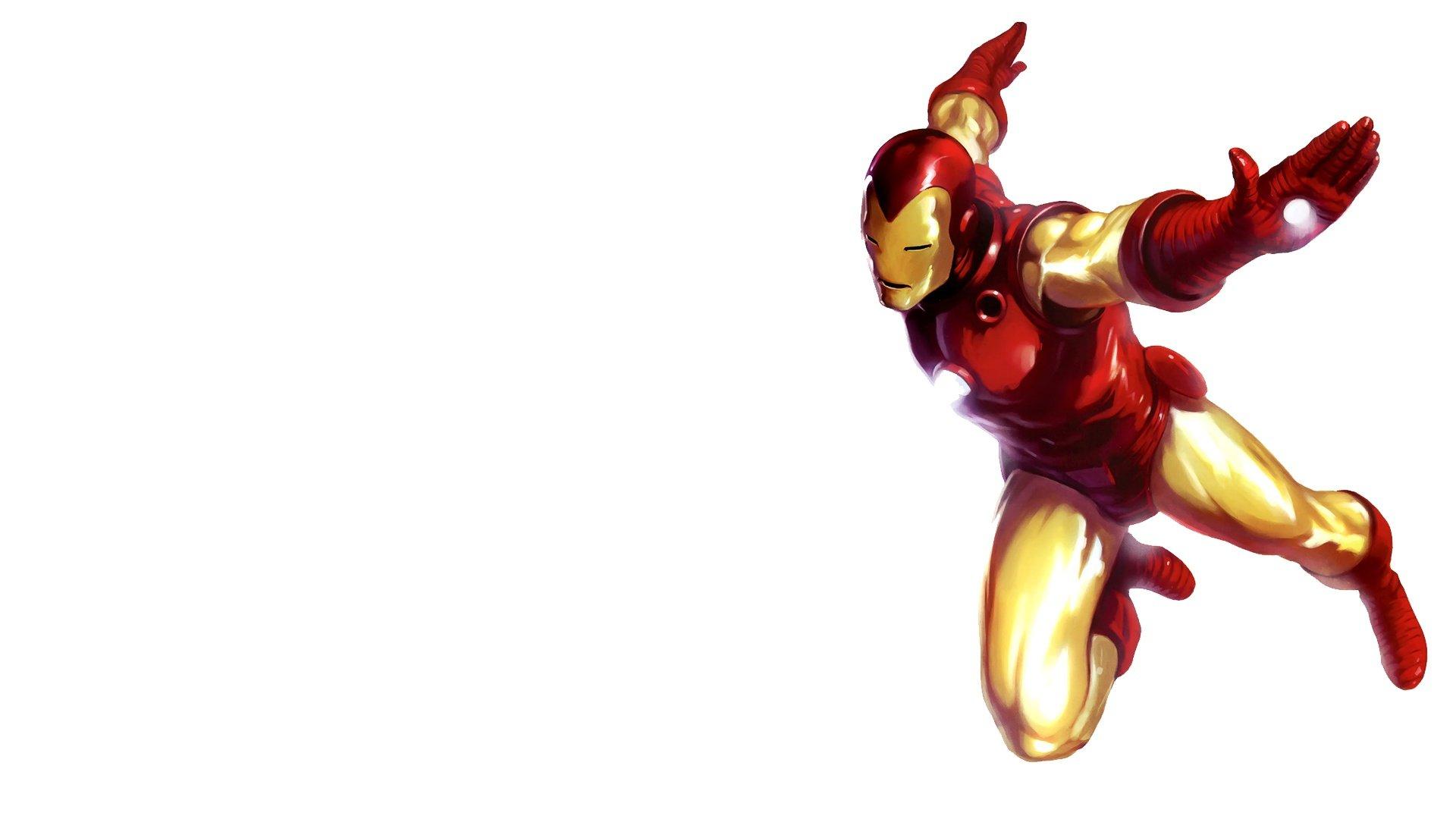 Iron Man Comic Wallpapers Desktop - Wickedsa com