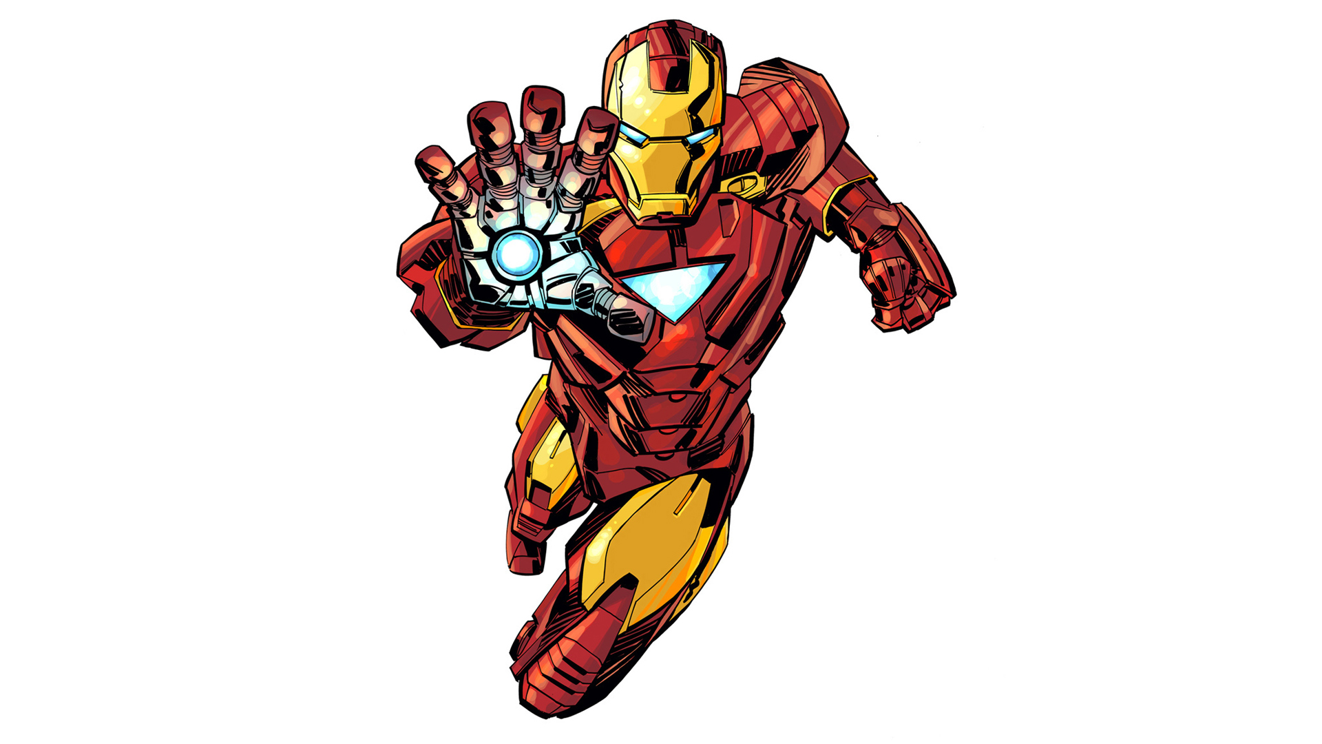 Iron Man Comic Wallpapers Free - Wickedsa com