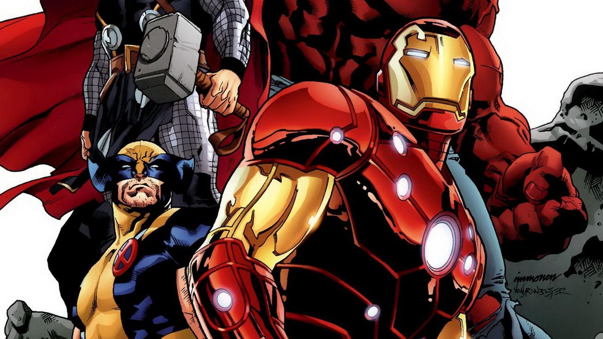 Iron Man Comic Wallpapers Android - Wickedsa com