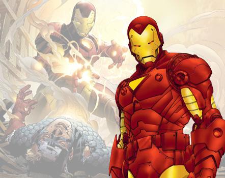 Iron man image - SF Wallpaper