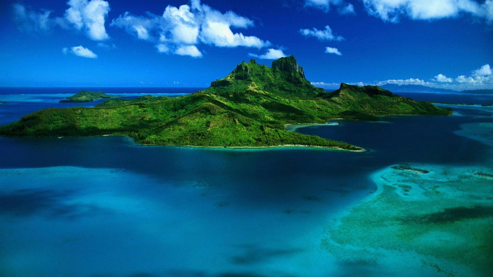Tropical Island Pictures Wallpapers Group (83+)