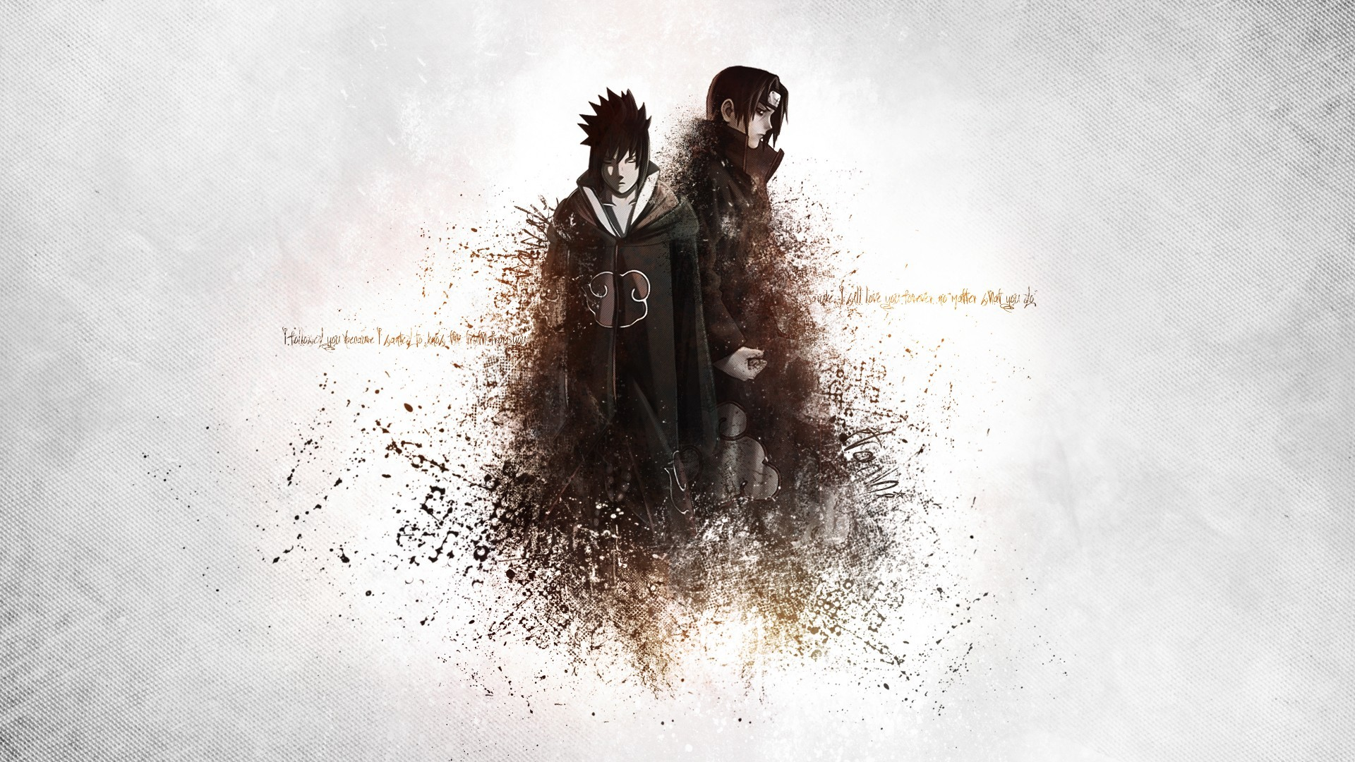Sasuke And Itachi Hd Wallpaper 1080p #24045 Wallpaper | High