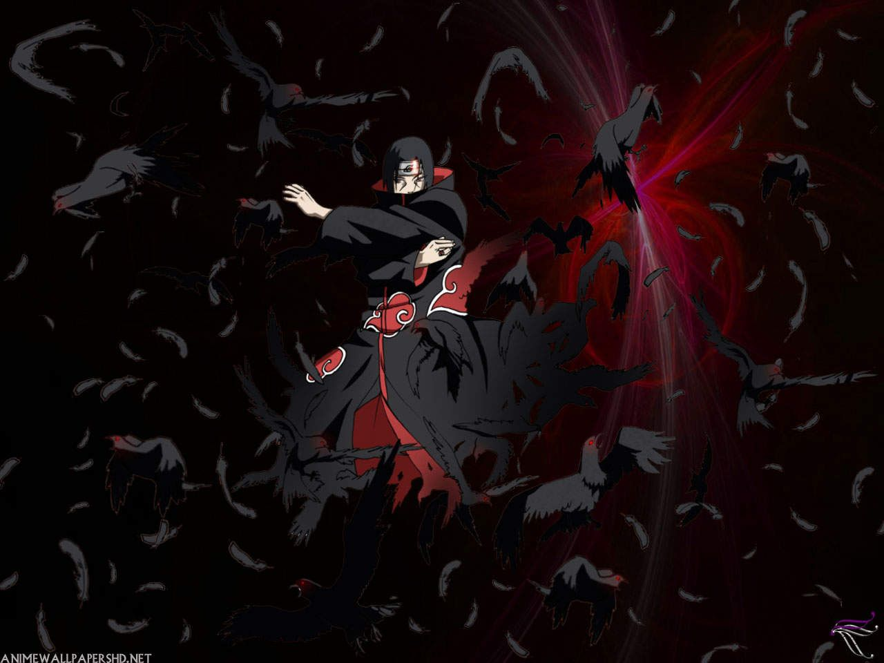Itachi Amaterasu Wallpapers - Wallpaper Cave