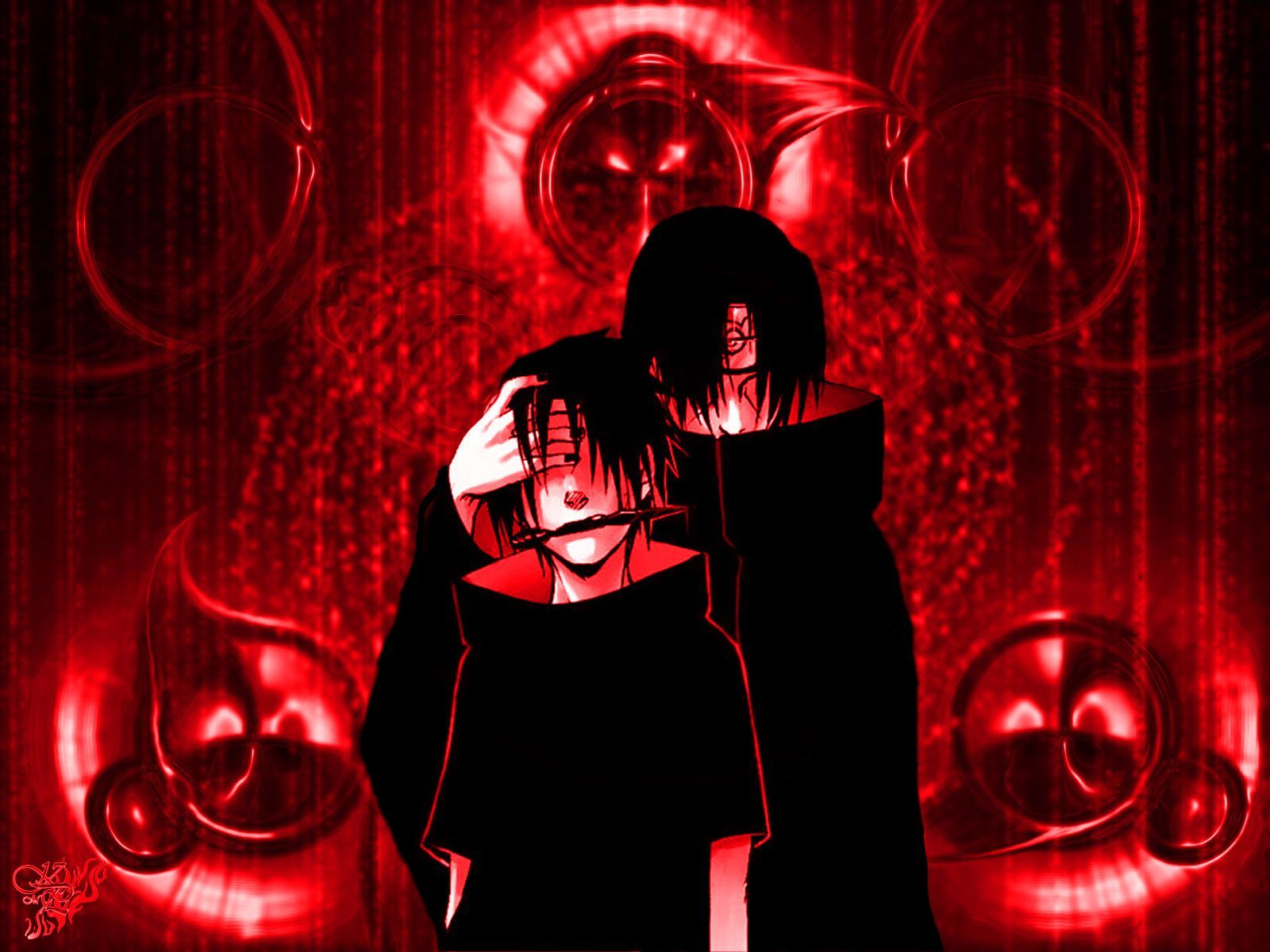 Naruto Itachi Wallpapers Group (79+)