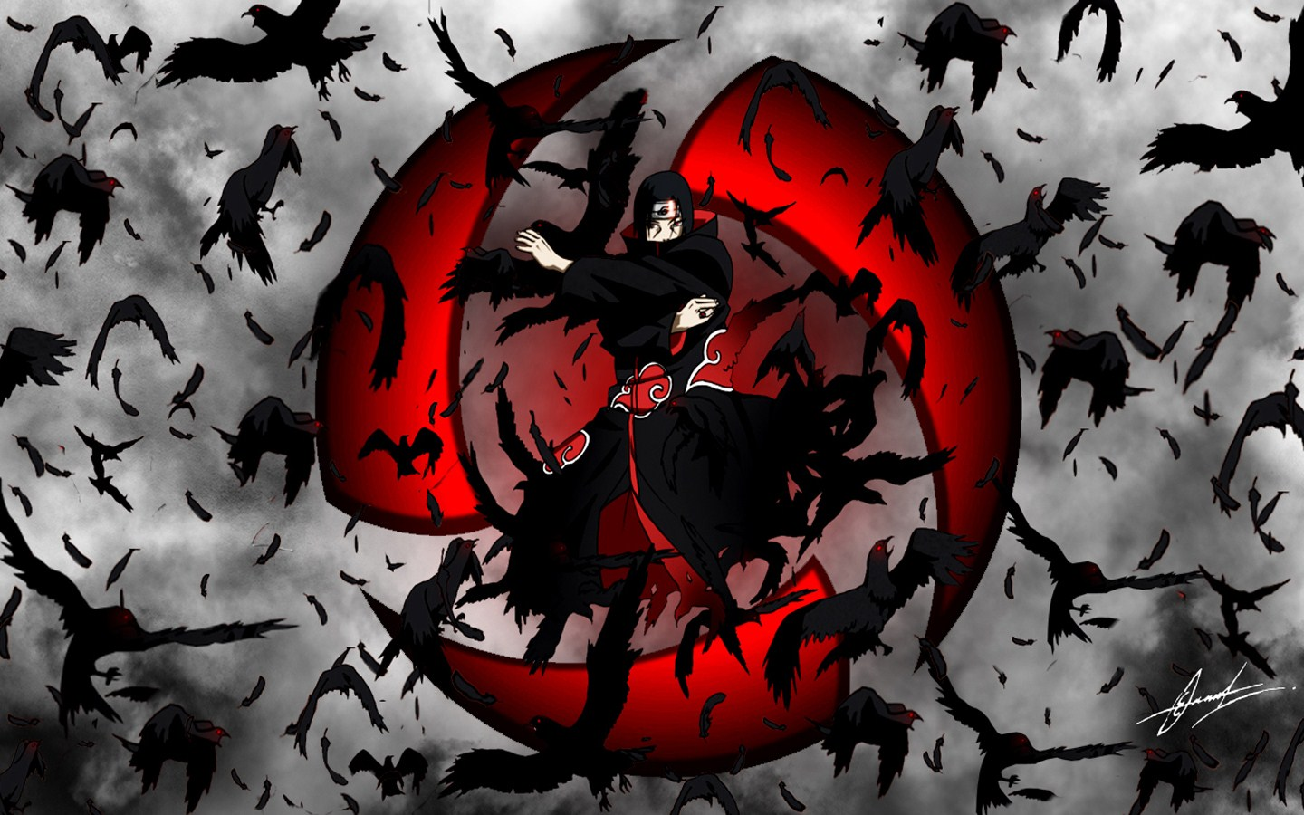 Itachi Wallpapers HD - WallpaperSafari