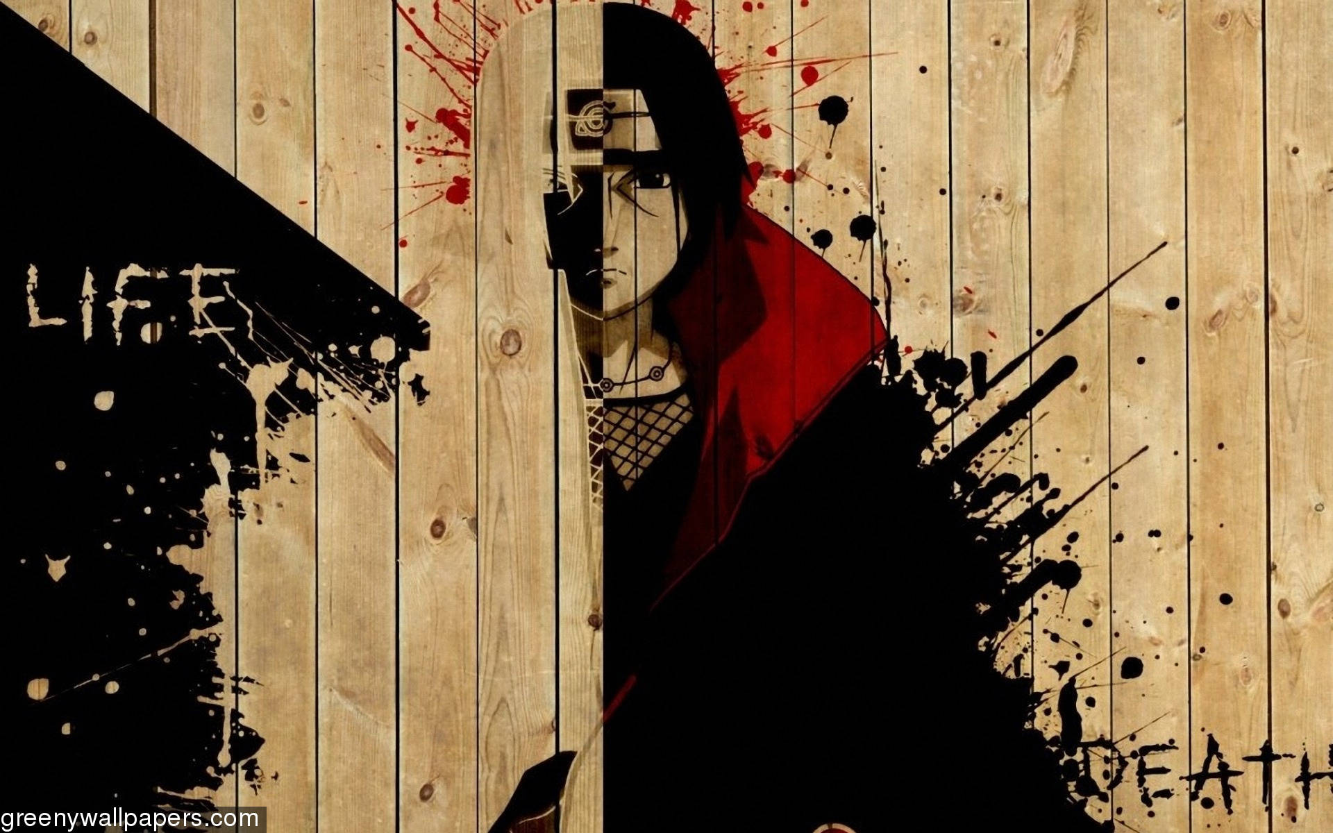 Itachi Sasuke Wallpapers Group (70+)