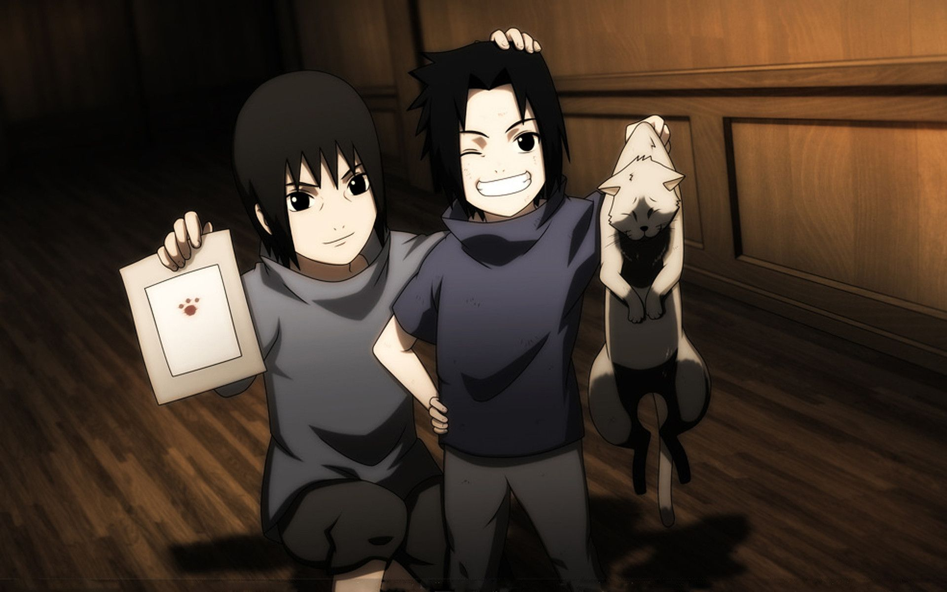 sasuke and itachi wallpaper #7