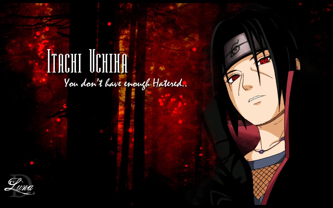Itachi Uchiha Wallpaper HD