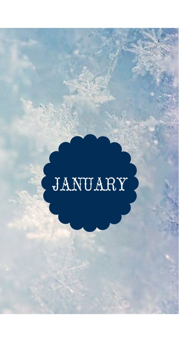 1000 Ideas About January Wallpaper On Pinterest