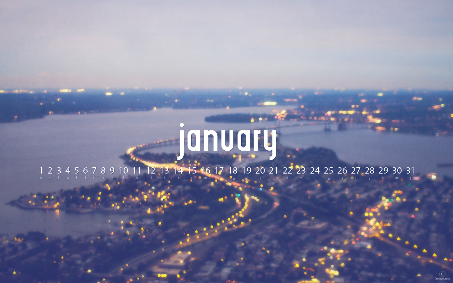 January Wallpapers