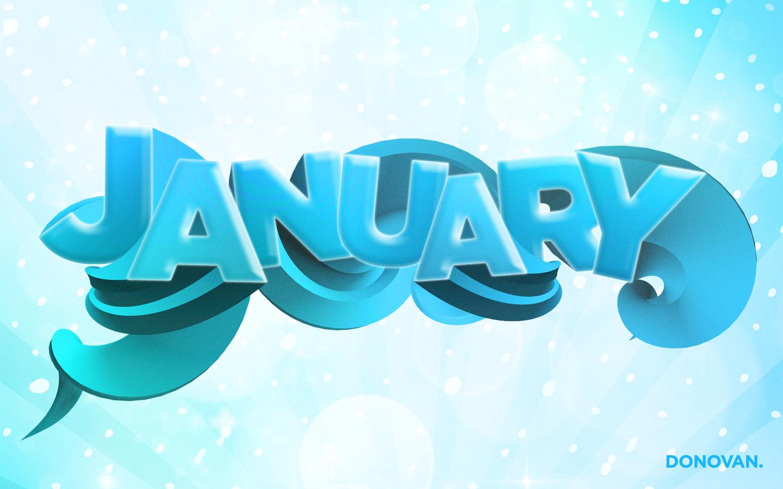 January Wallpaper - WallpaperSafari