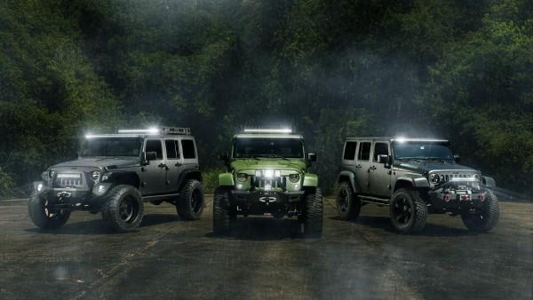 Jeep Wrangler Wallpapers (28+)