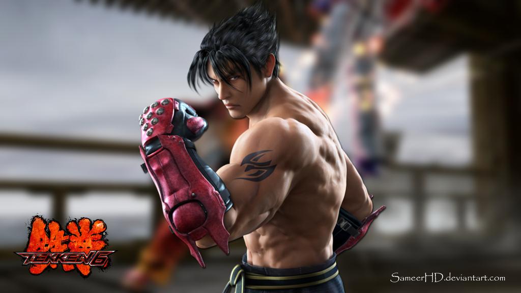 Jin Kazama Wallpapers Tekken 6 Sf Wallpaper