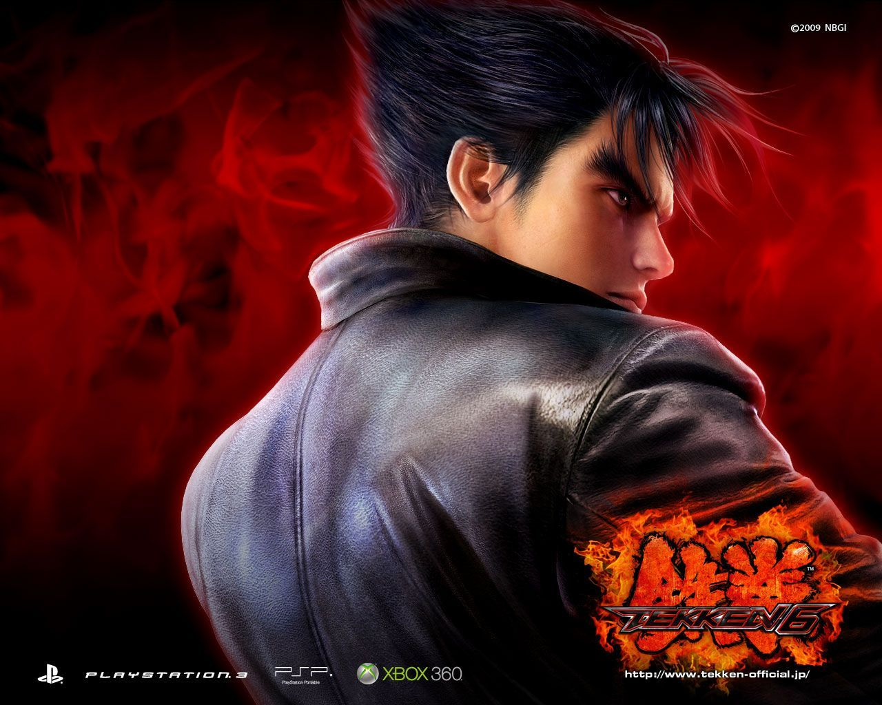 Jin Kazama Wallpapers Tekken 6 Sf Wallpaper