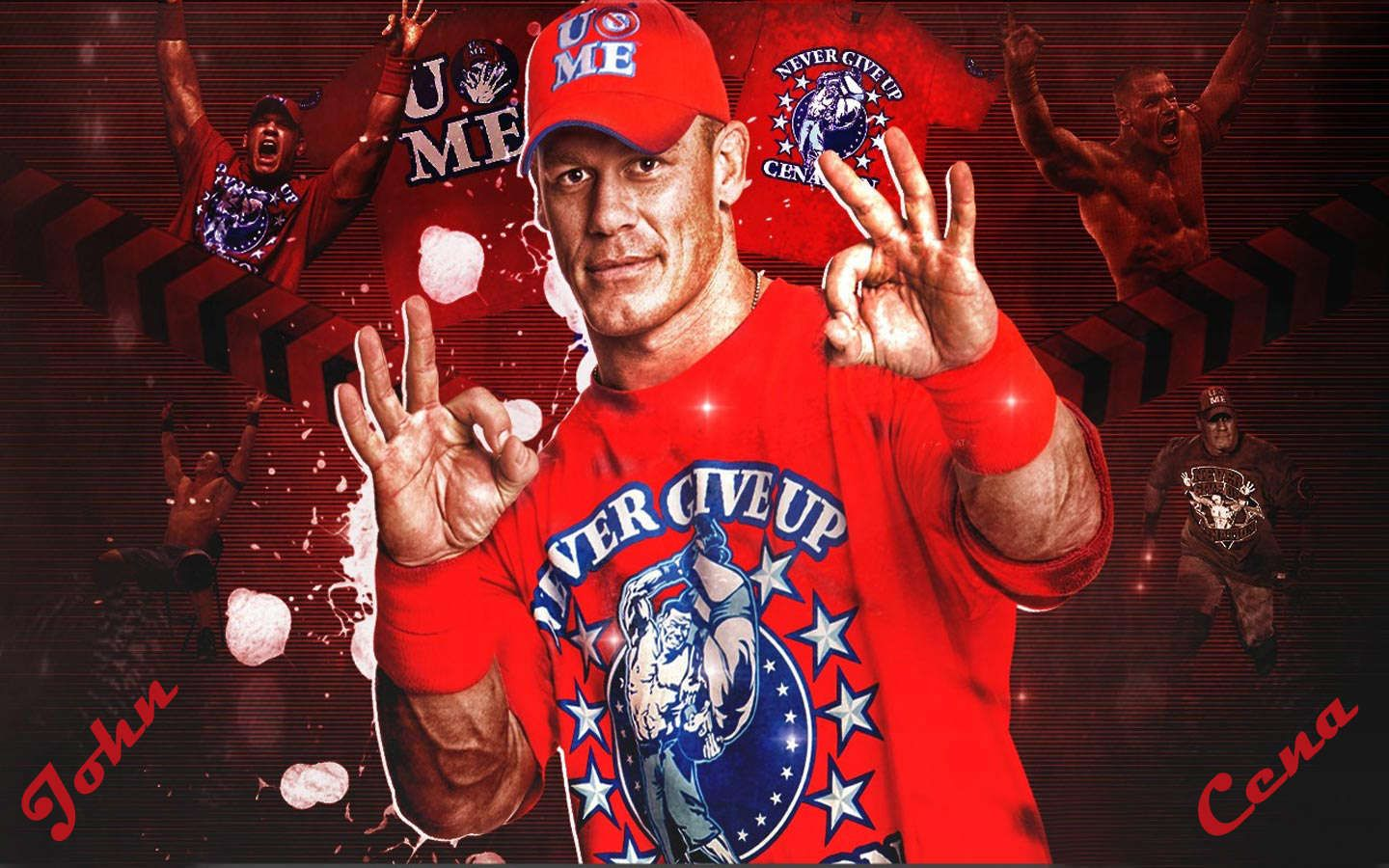 John Cena New Wallpaper Sf Wallpaper