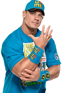 WWE® Superstar John Cena®to grant his 500th wish | Make-A-Wish