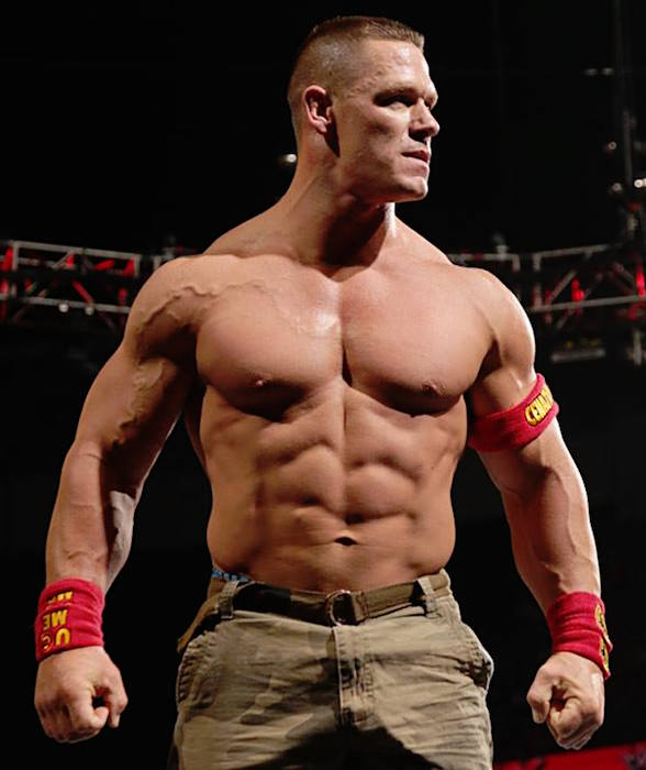 John Cena Height Weight Body Statistics - Healthy Celeb