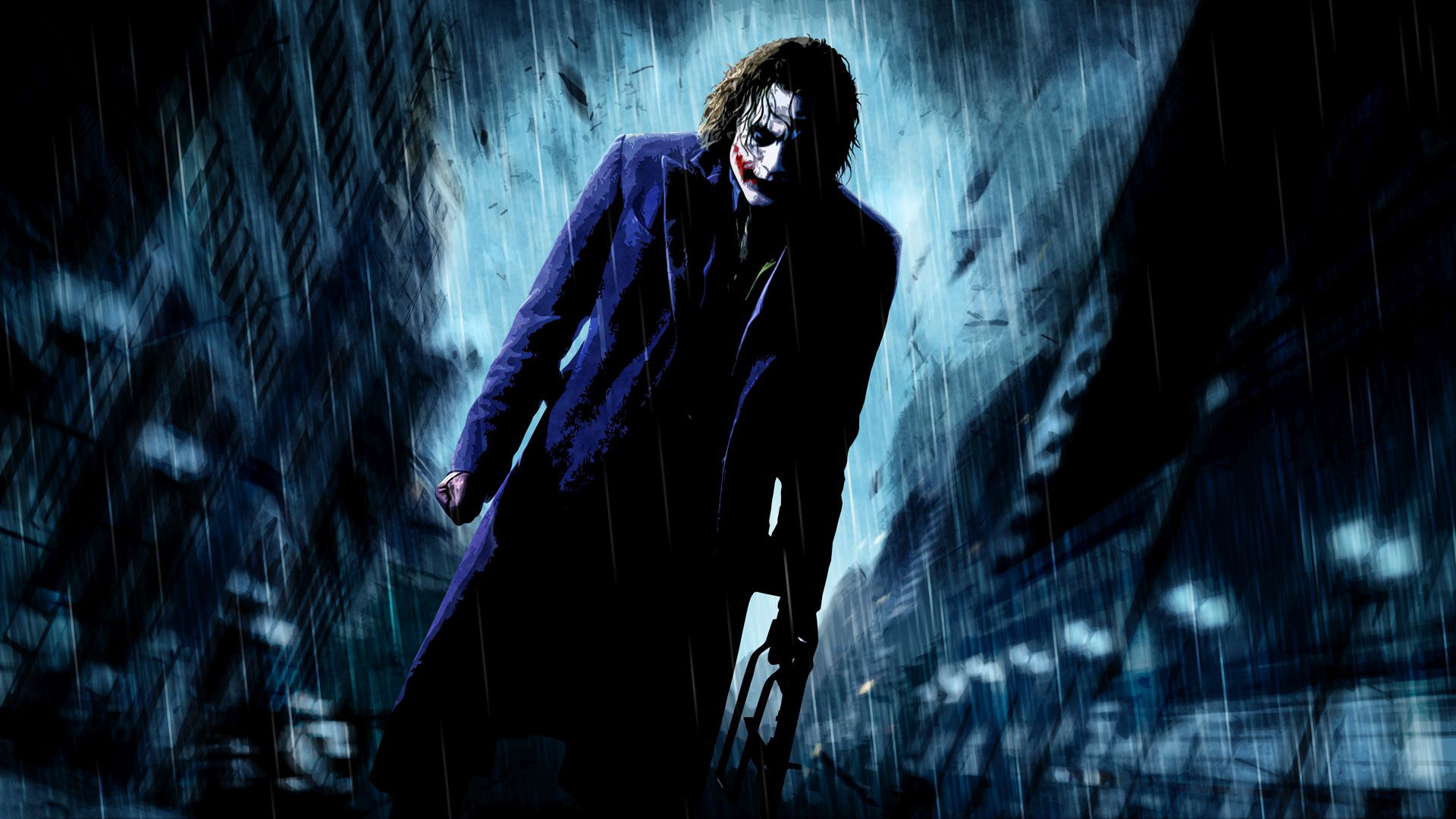 Joker Dark Knight Wallpaper - WallpaperSafari