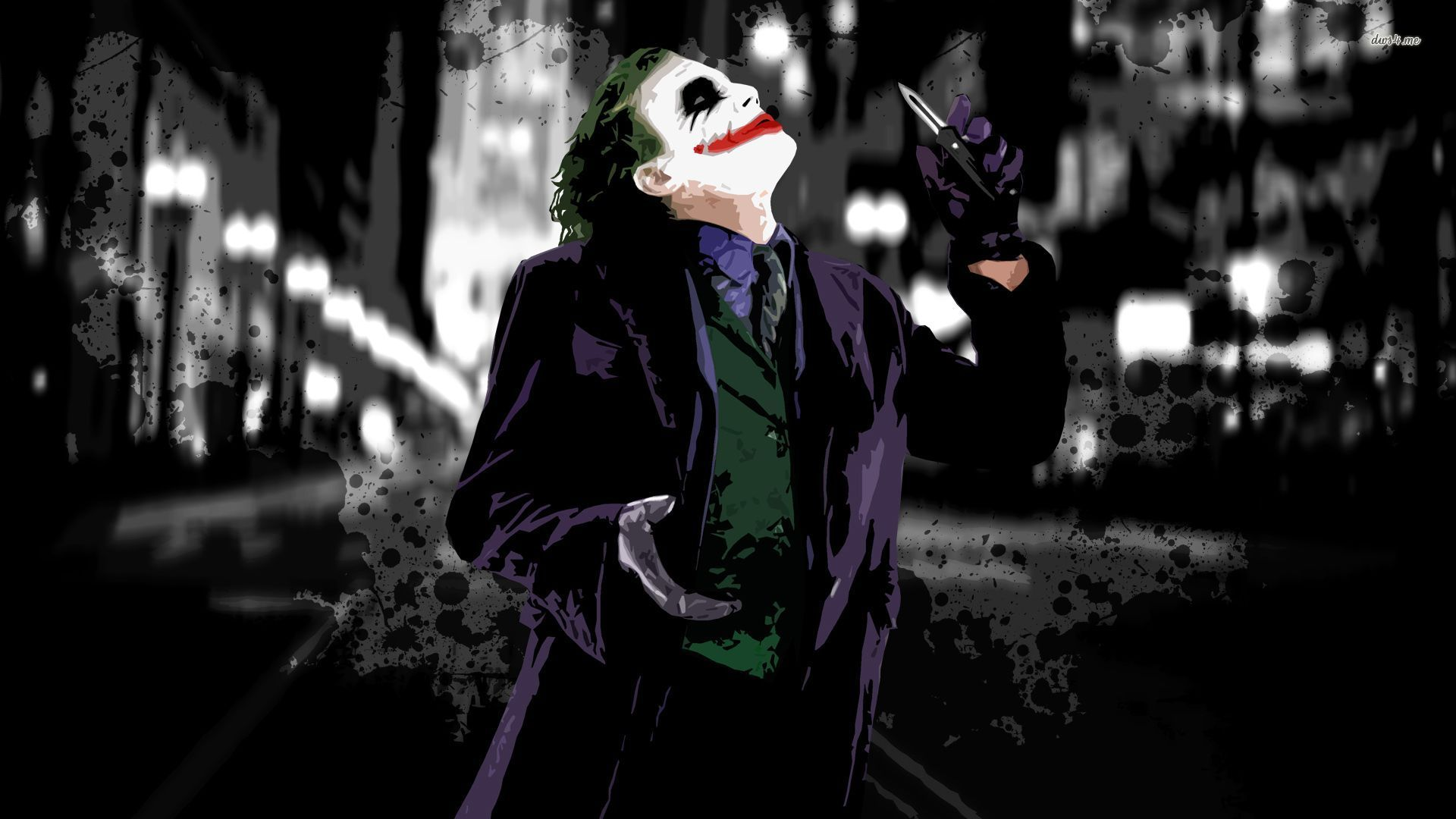 Joker Dark Knight Wallpapers Page 1