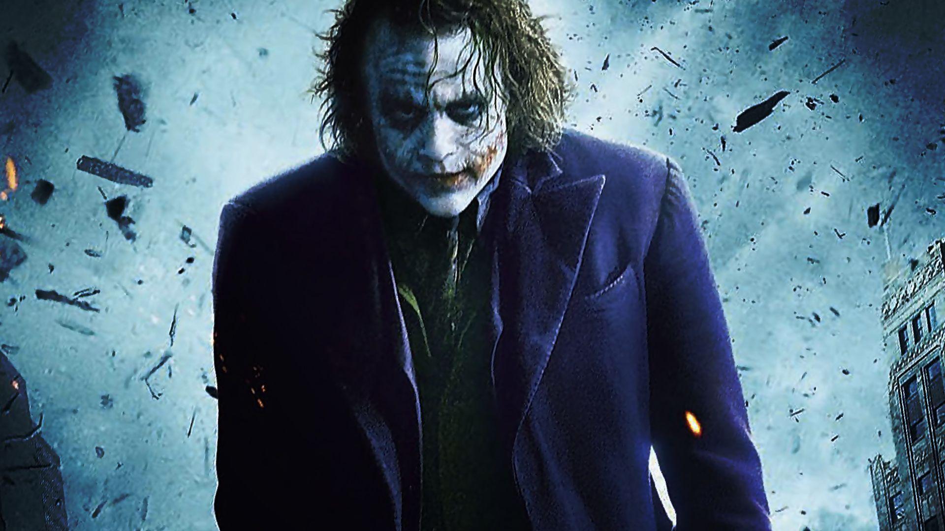 The Dark Knight Joker Wallpapers - Wallpaper Cave
