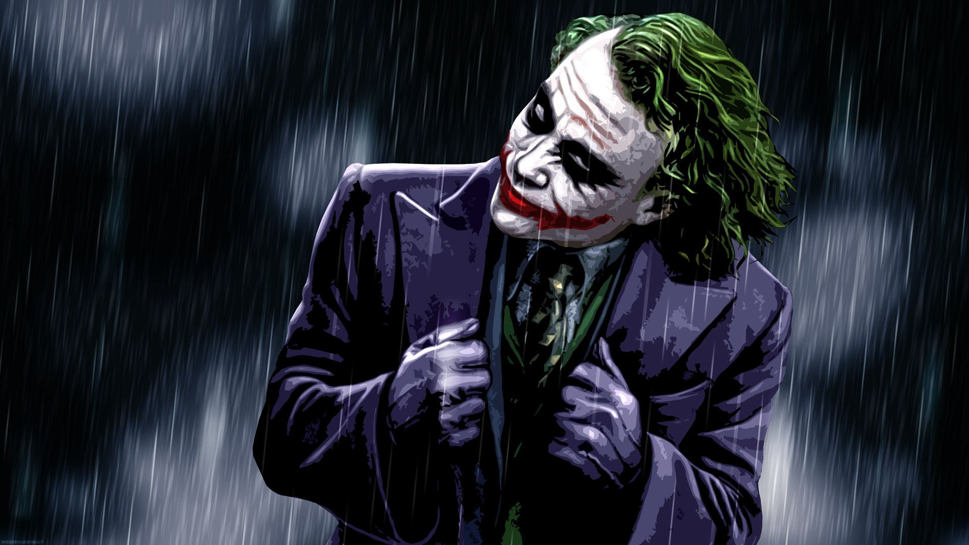 Joker Dark Knight Wallpapers - Wallpaper Cave
