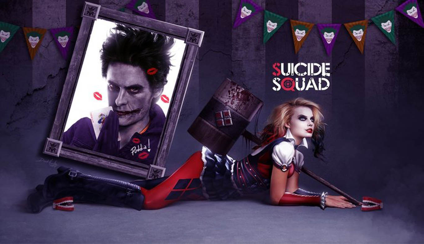 Harley Quinn Suicide Squad Wallpapers - WallpaperSafari
