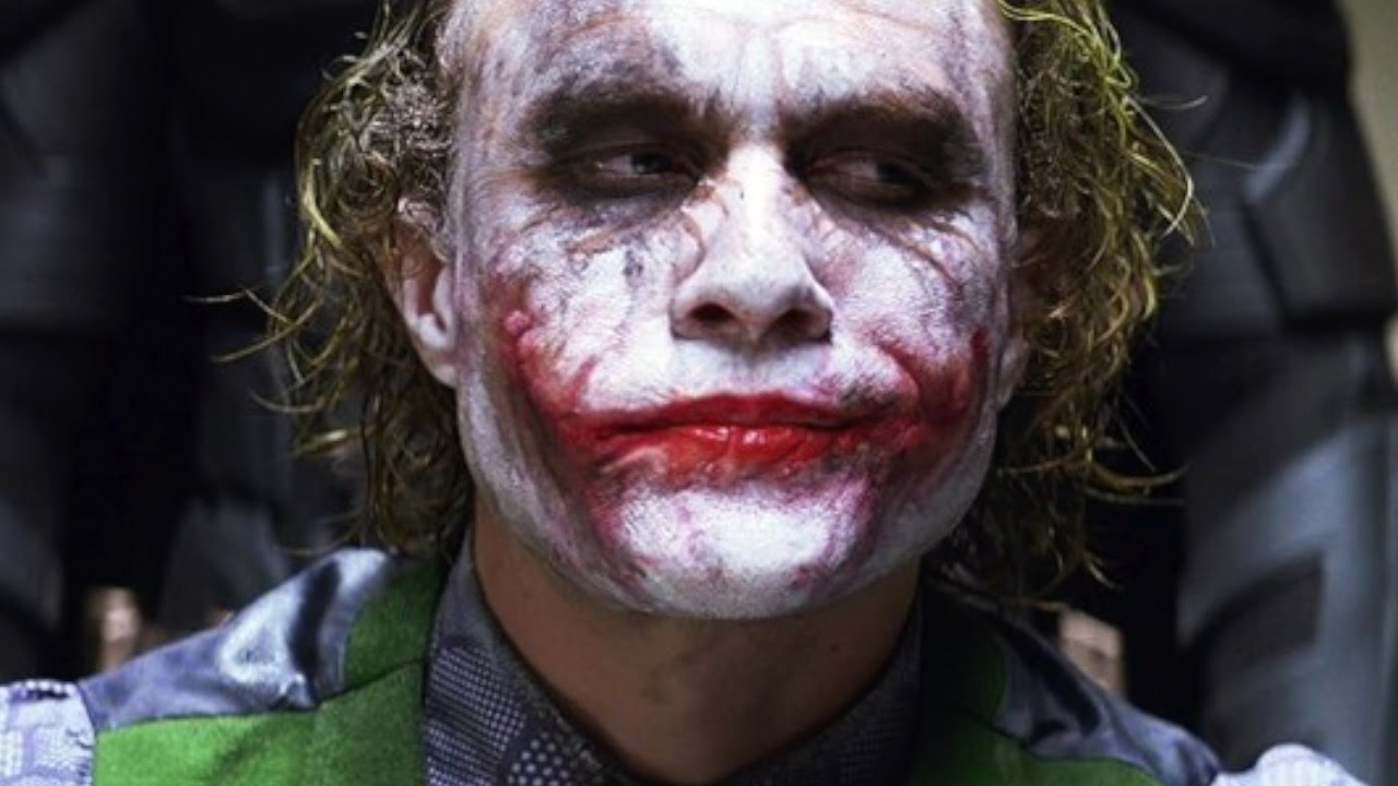 Top 10 Joker Moments - YouTube