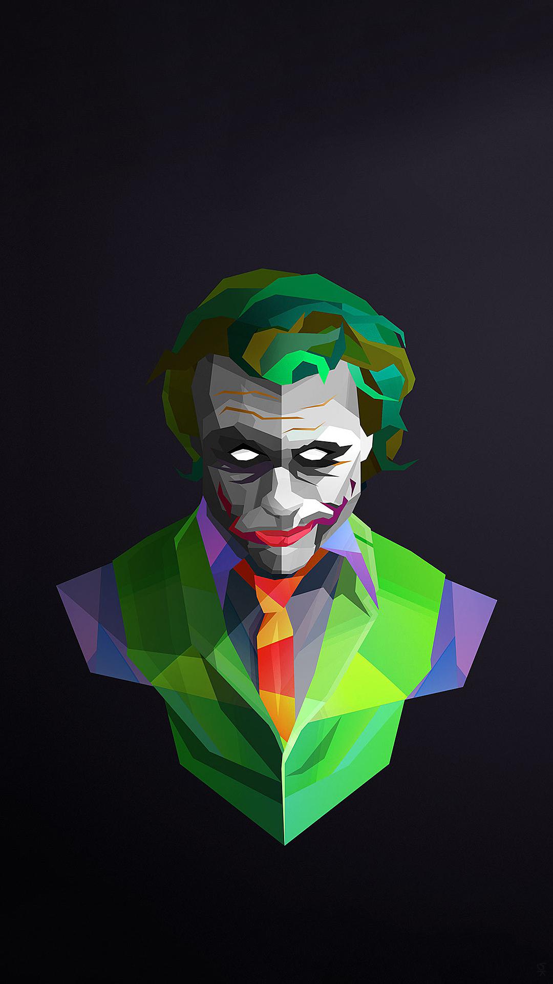 Joker iPhone 6 Plus Wallpaper (1080x1920)