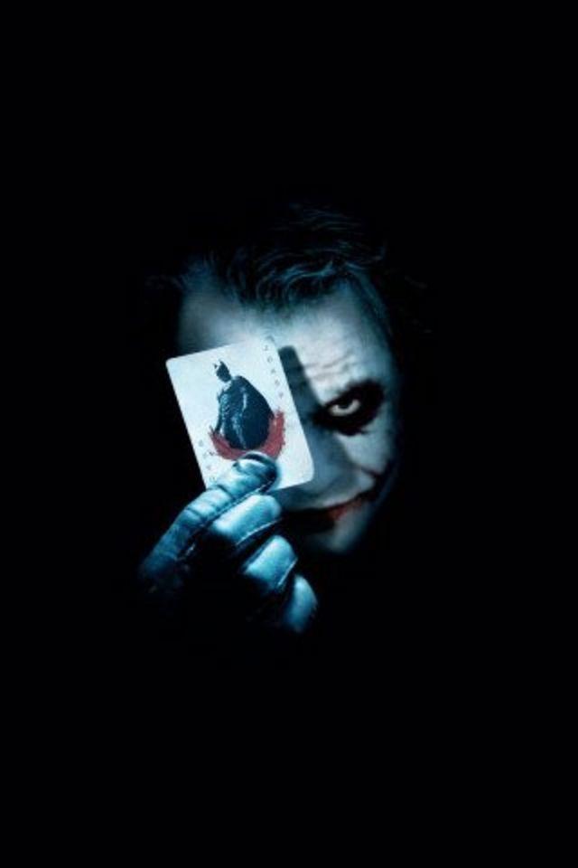 Download Joker iphone wallpaper