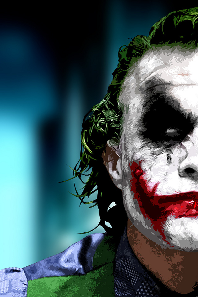 The Joker iPhone Wallpaper / iPod Wallpaper HD - Free Download