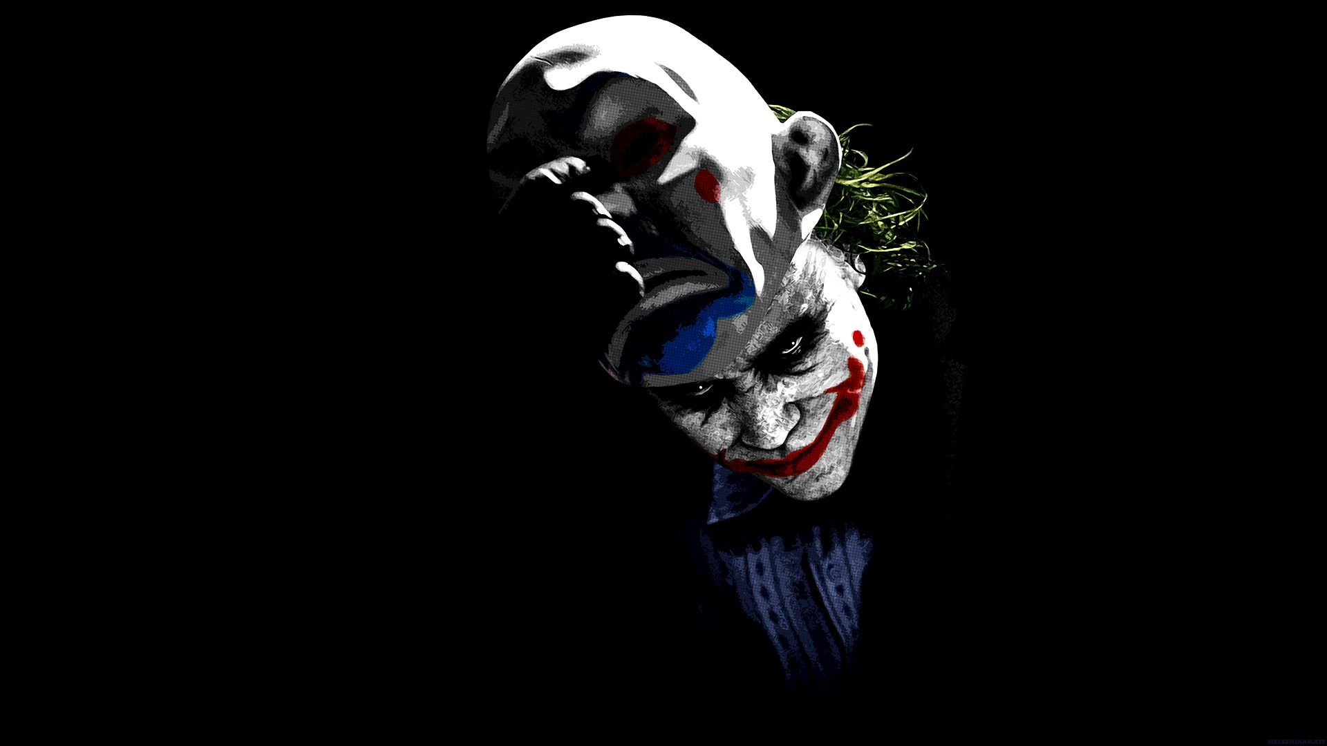 The Joker Wallpaper