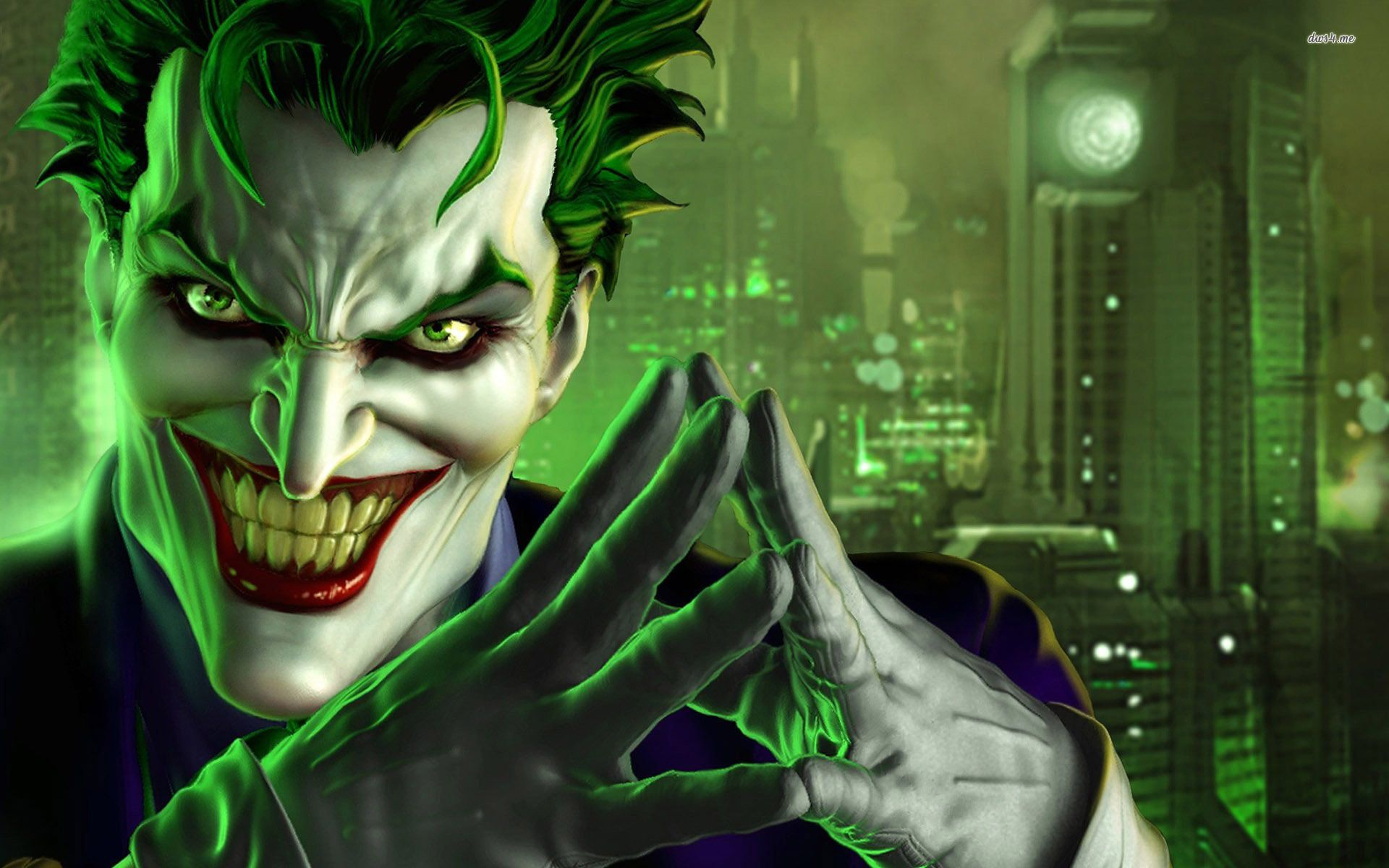 Joker Wallpapers Widescreen Group (85+)