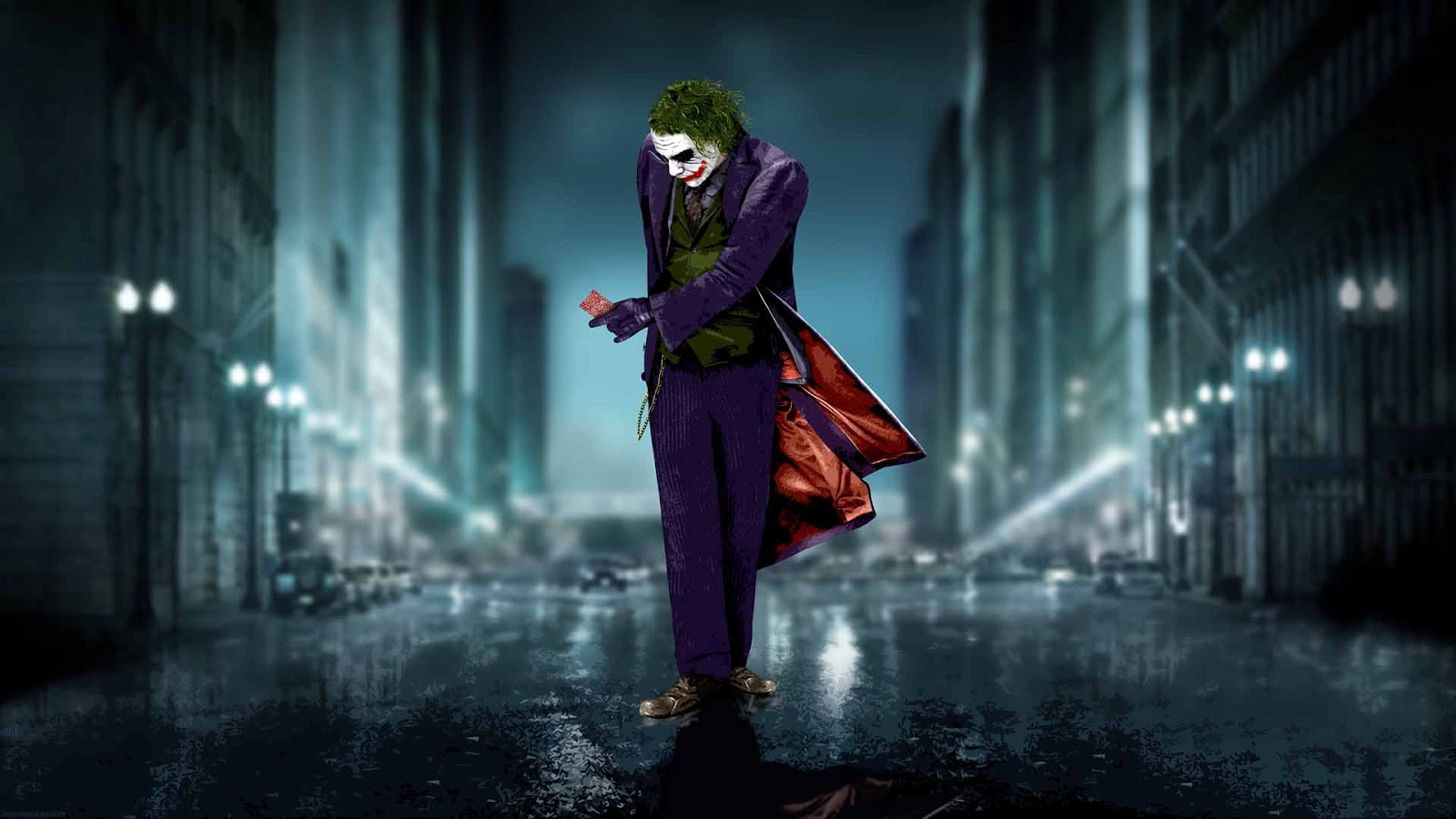 Joker Wallpaper HD - WallpaperSafari