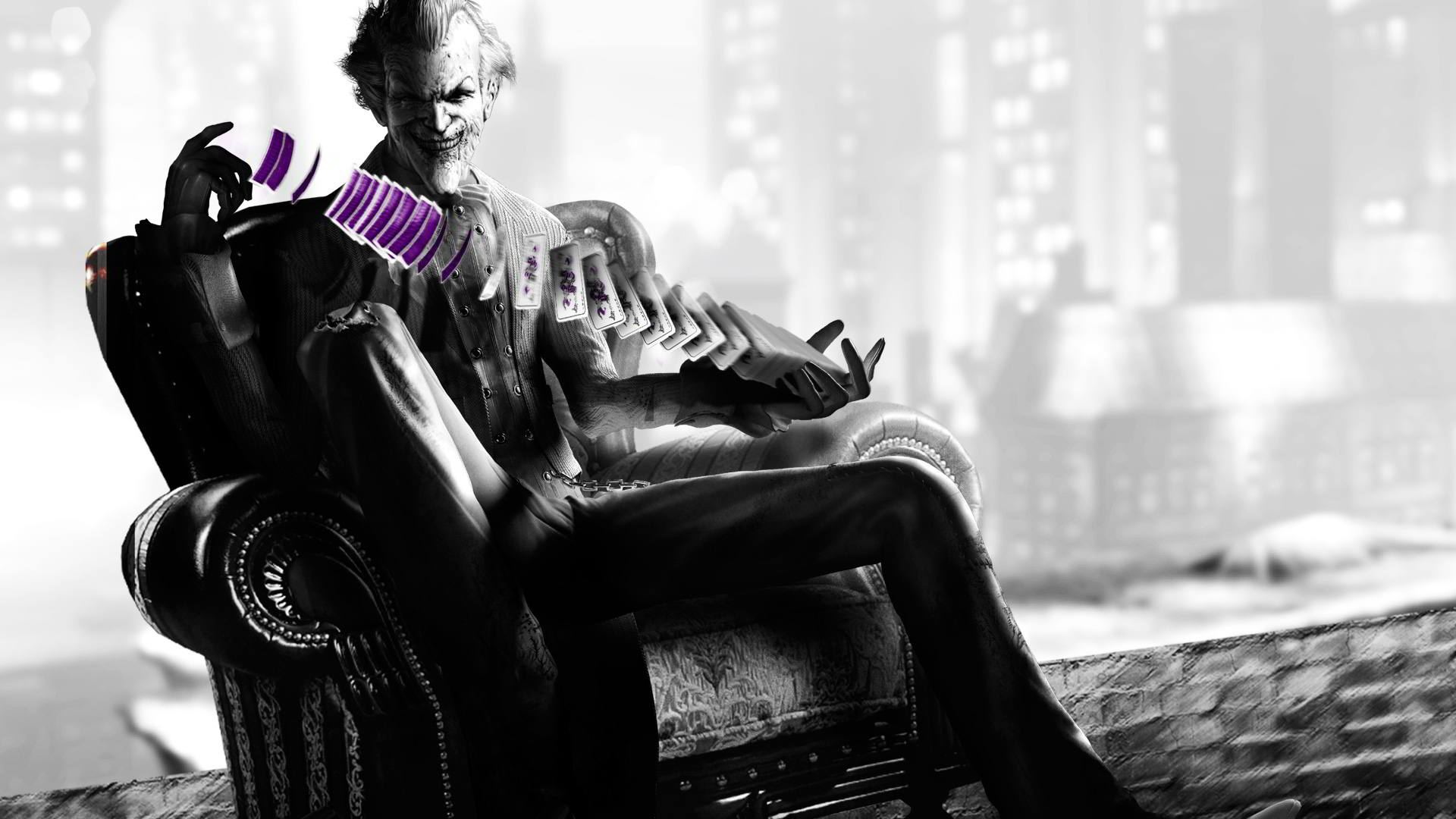 Why So Serious? HD Wallpapers
