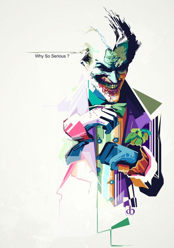 1000+ ideas about Why So Serious on Pinterest | Heath ledger joker