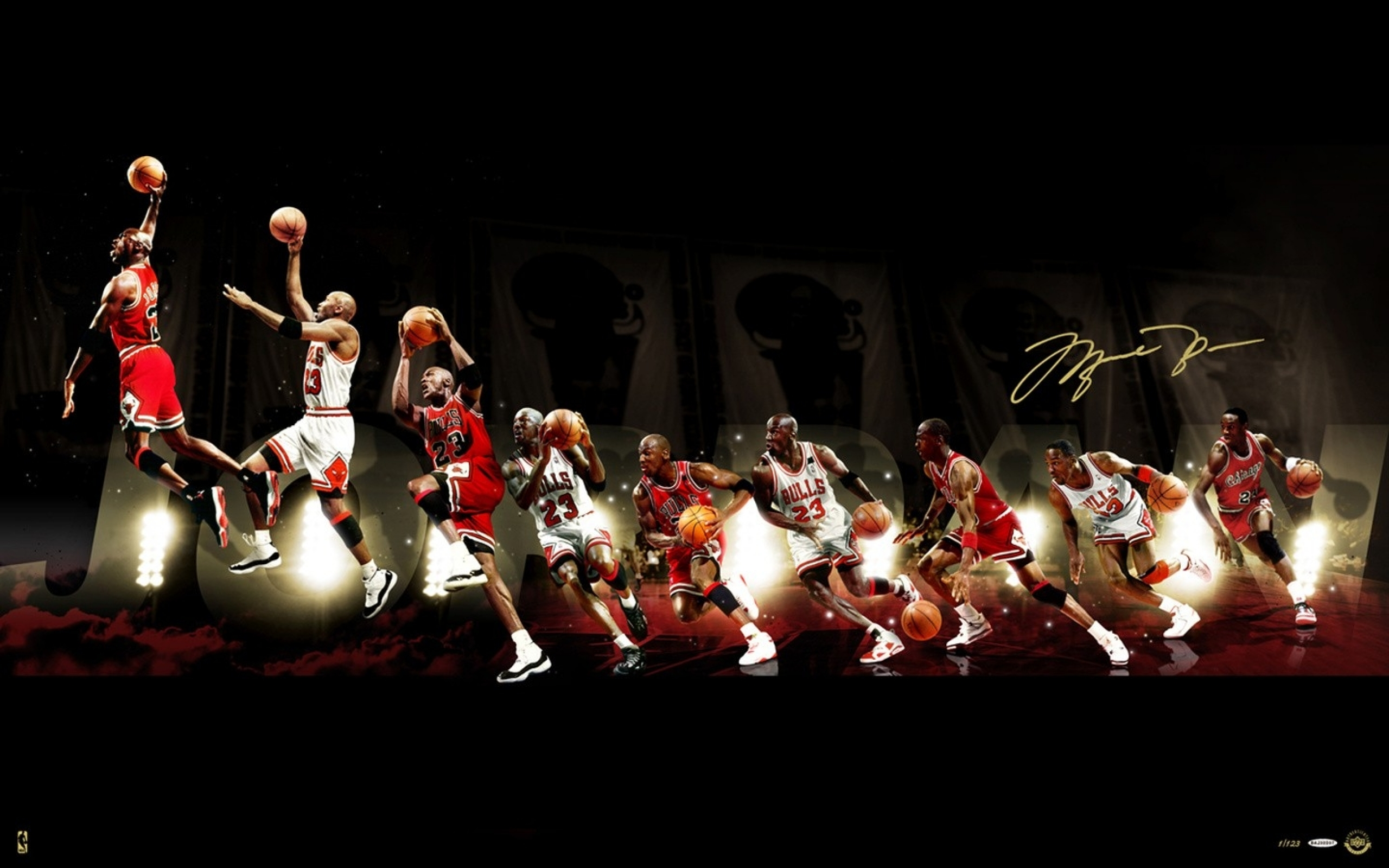 15 Michael Jordan HD Wallpapers | Backgrounds - Wallpaper Abyss