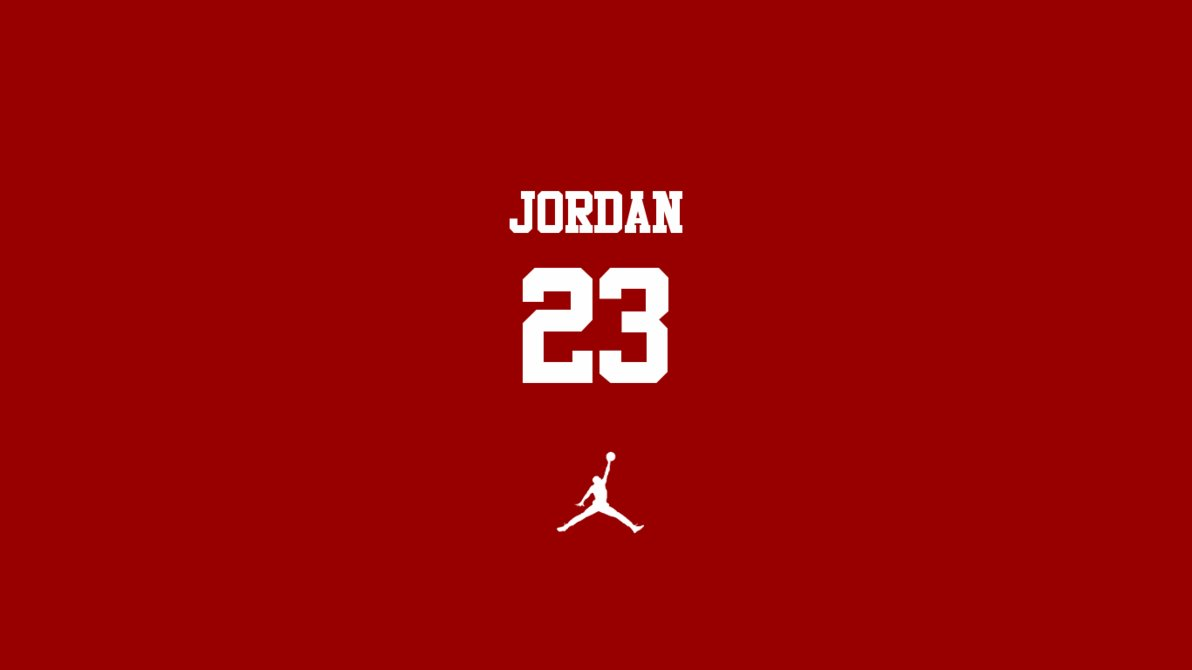Michael Jordan Logo Wallpapers - WallpaperSafari