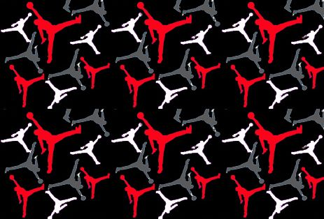 air jordan logo wallpaper white - DWC Exchange Blog
