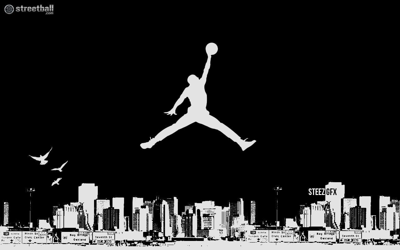 Michael Jordan Symbol Wallpaper
