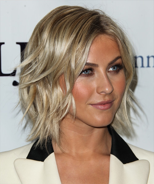 Julianne Hough Hairstyles for 2017 | Celebrity Hairstyles by