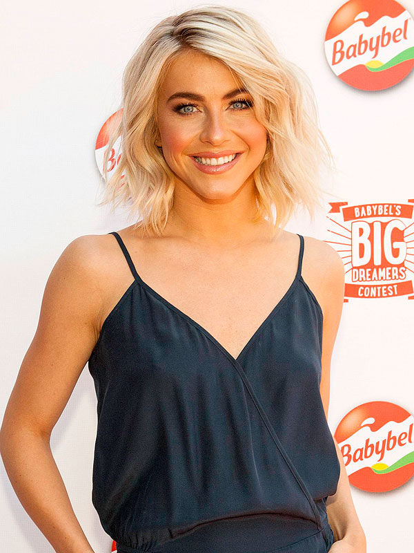 Julianne Hough on Her Lifestyle Blog & Cooking with Her Boyfriend