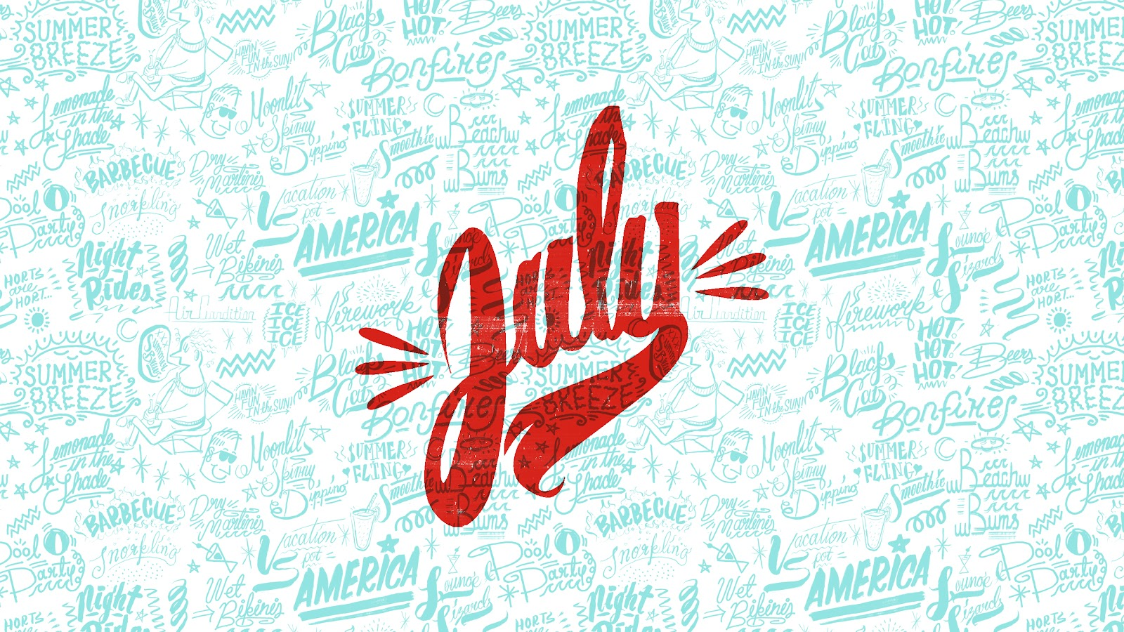 July Wallpaper for Computer - WallpaperSafari