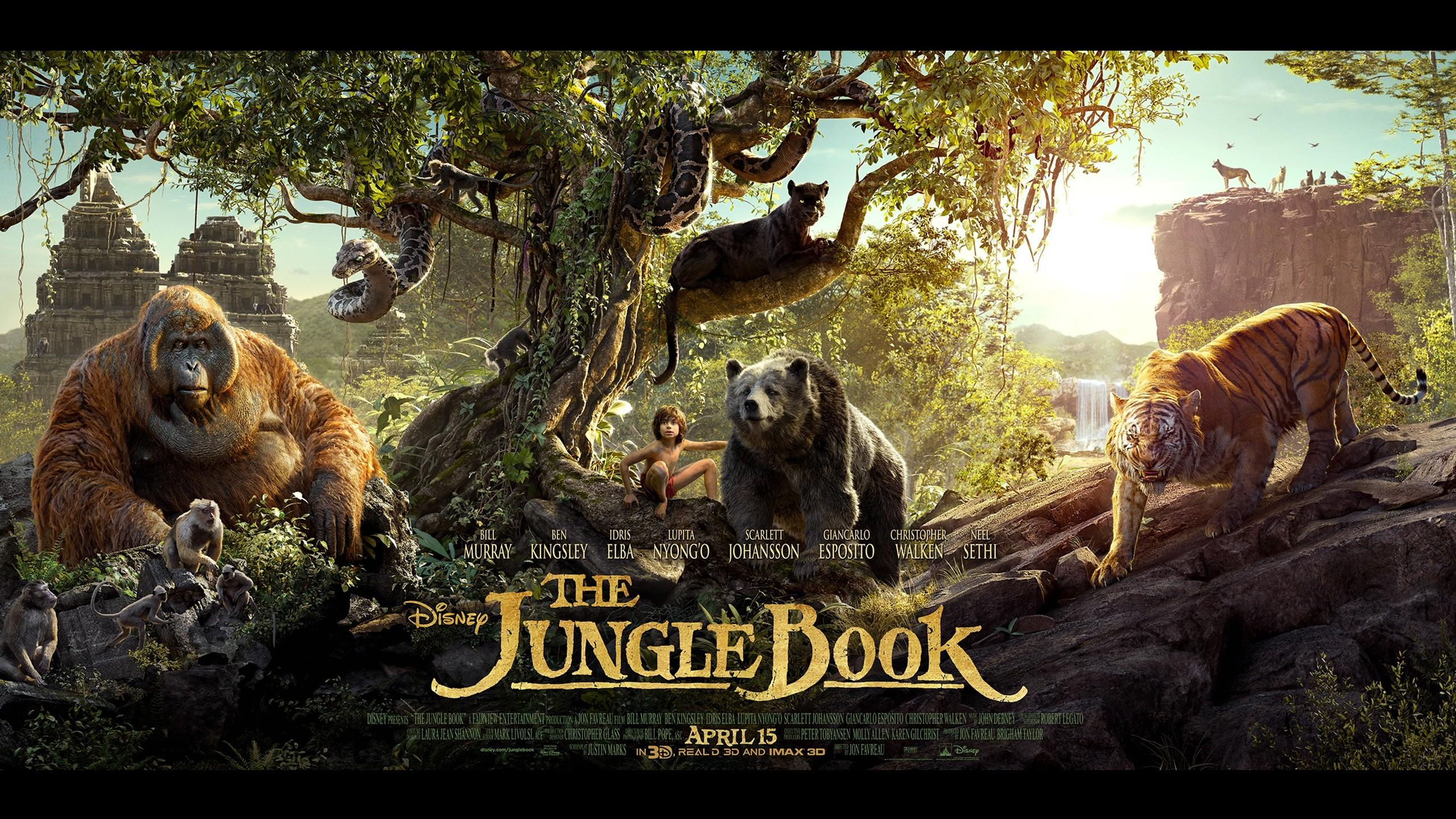 The Jungle Book Wallpapers (28+)