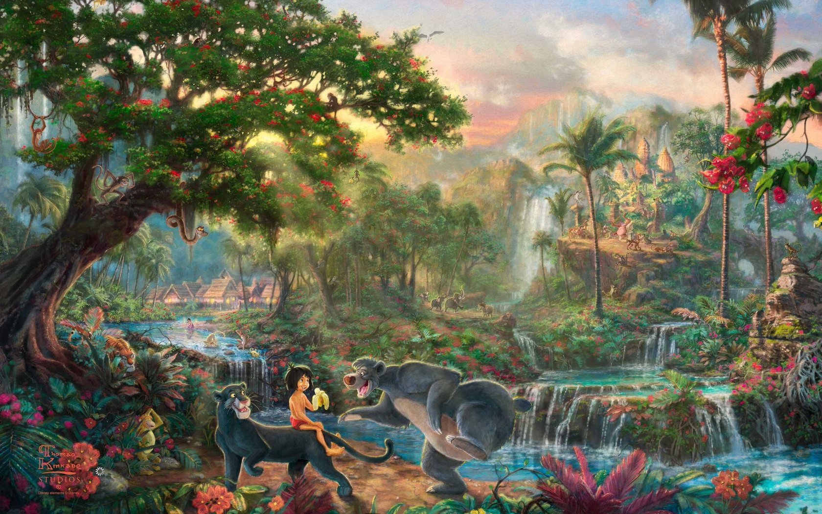 The Jungle Book Amazing High Quality Wallpapers - All HD Wallpapers