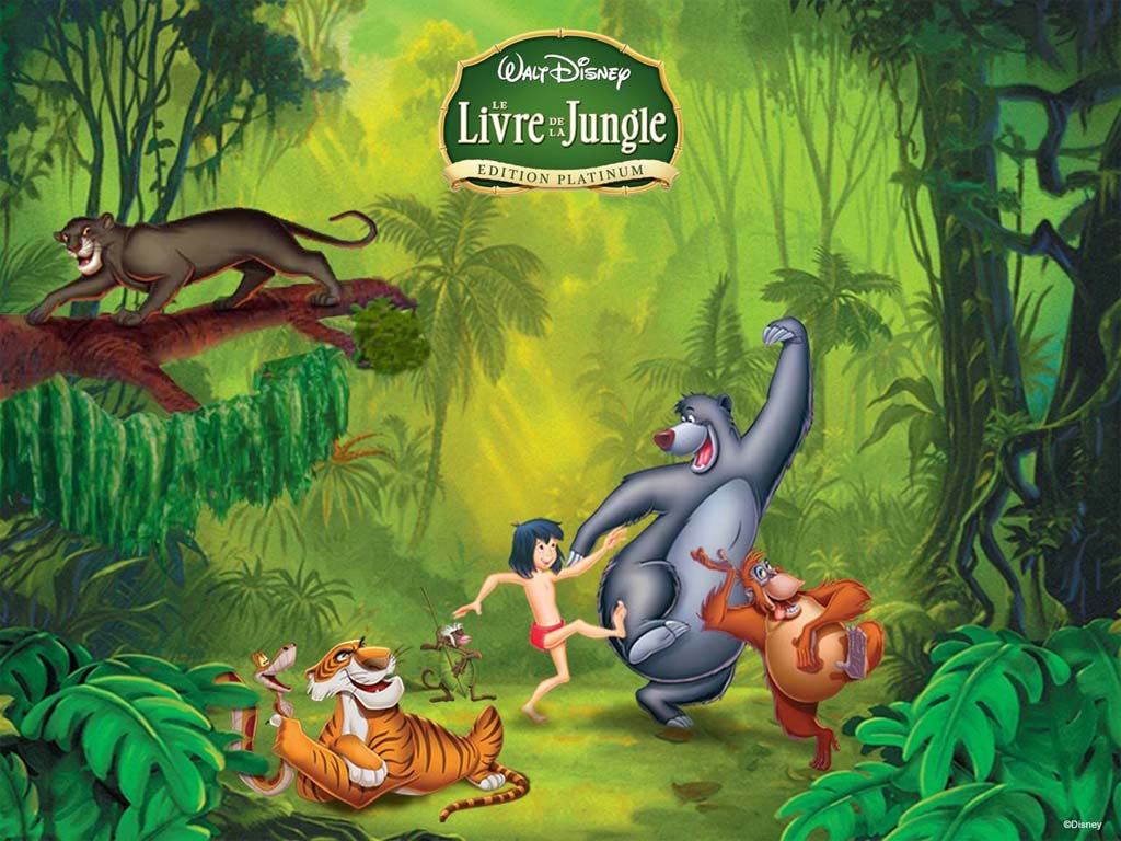 Jungle Book Wallpapers Group (83+)