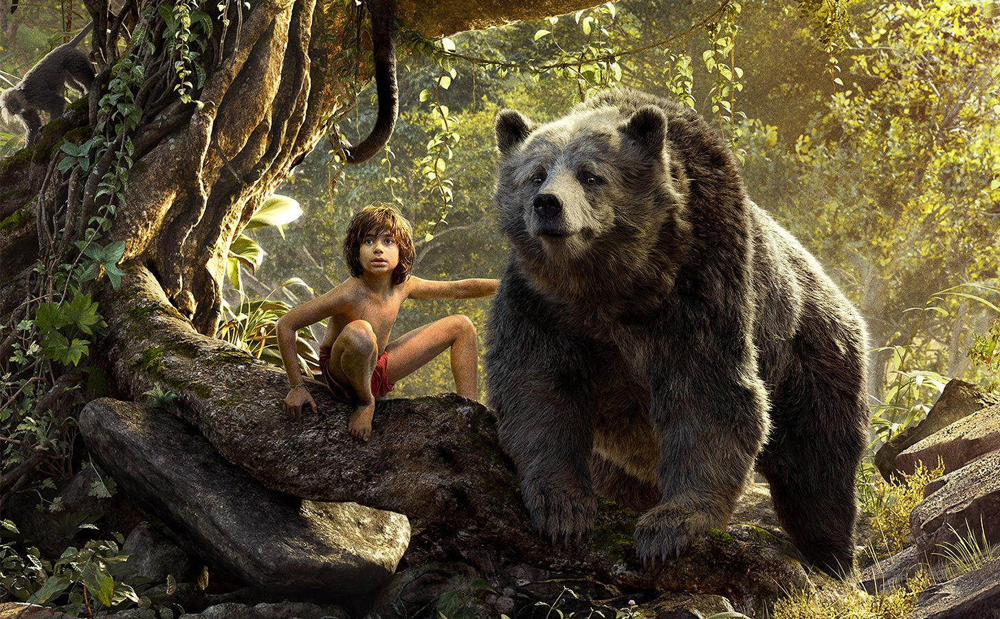 53 The Jungle Book HD Wallpapers | Backgrounds - Wallpaper Abyss