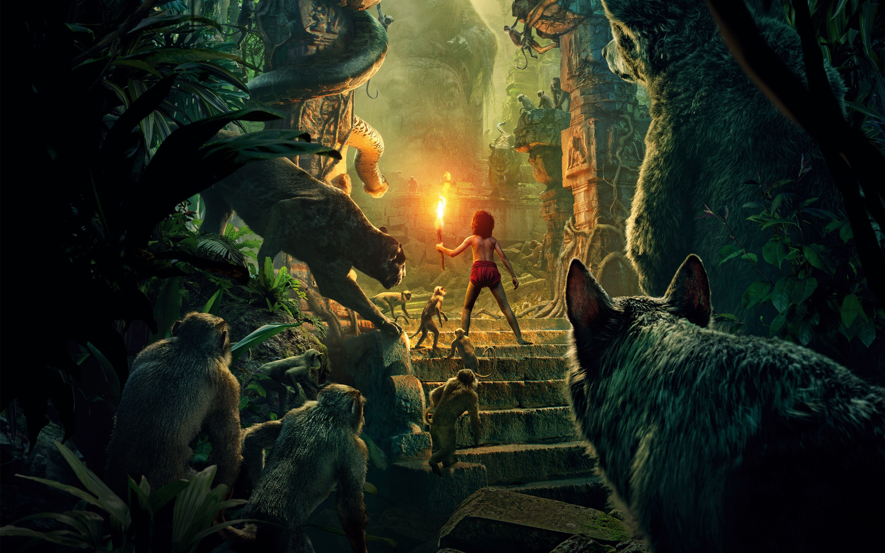 Page 1 | The Jungle Book HD Wallpapers